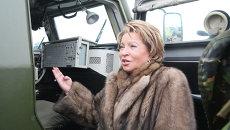 Рабочая поездка Валентины Матвиенко в Грозный