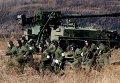 Полевые сборы артиллеристов Восточного военного округа (ВВО) в Приморье