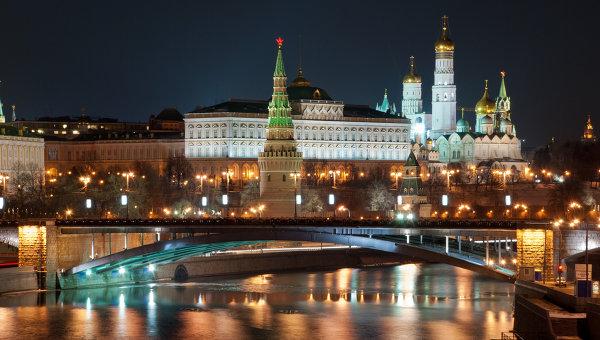 Московский Кремль. Архив