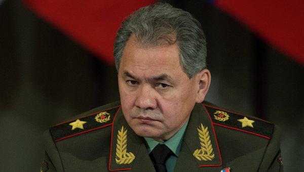 Сергей Шойгу присвоил войсковые звания олимпийцам изЦСКА