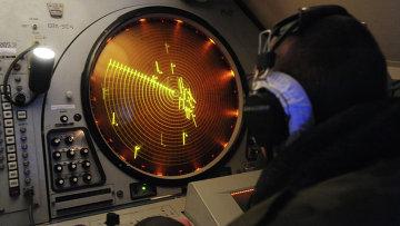 Пост обработки передачи радиоданных. Архивное фото