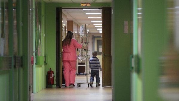 Работа Городской клинической больницы №31. архивное фото