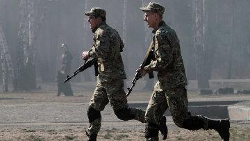 Учебный центр Национальной гвардии Украины, архивное фото
