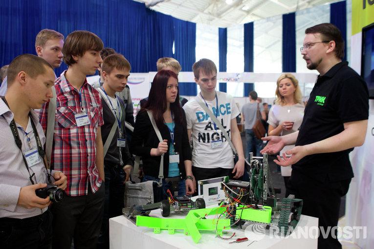 Наука плюс креатив: в Томске стартовал форум молодых ученых U-NOVUS