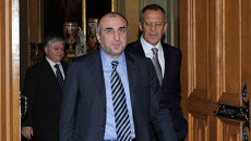 Министр иностранных дел Азербайджана Эльмар Мамедъяров. Архивное фото