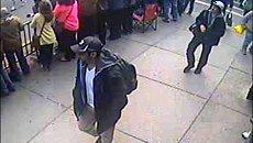 Подозреваемые в совершении теракт в Бостоне