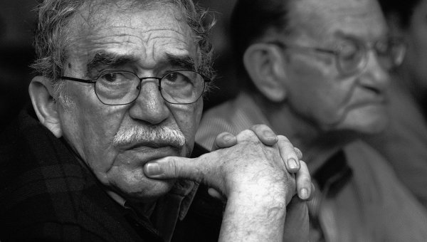 Габриэль Гарсия Маркес. Архивное фото