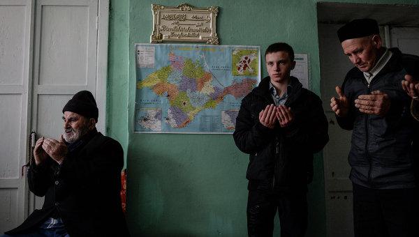 Крымские татары, архивное фото