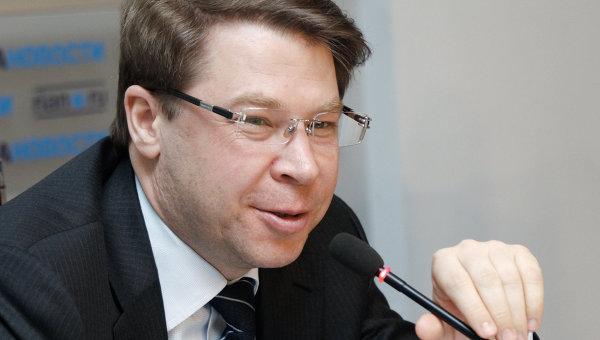 Генеральный директор Федерального сетевого оператора НИС ГЛОНАСС Александр Гурко. Архивное фото