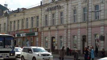 Ситуация в Томске. Архивное фото
