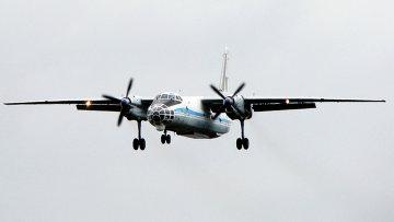 Самолет Ан-30 Украинских ВВС. Архивное фото