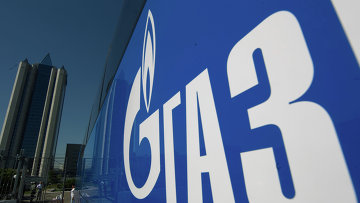 Центральный офис Газпрома. Архивное фото