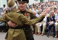 Танцуют ветераны Великой Отечественной войны