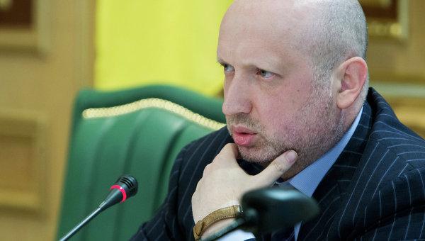 Александр Турчинов. Архивное фото