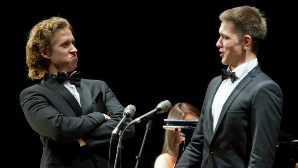 Концерт с участием солистов Академии молодых оперных певцов Мариинского театра. Архивное фото