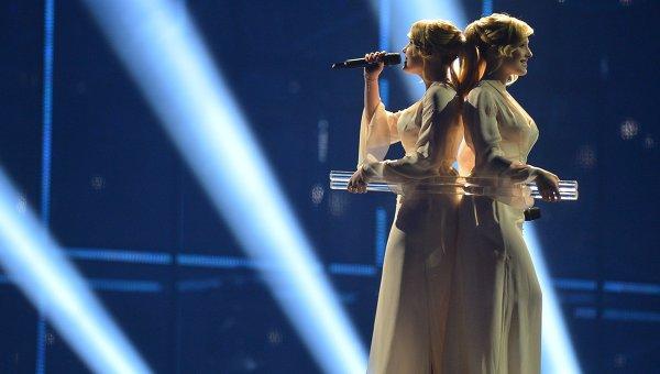 Полуфинал международного конкурса песни Евровидение-2014. Архивное фото.