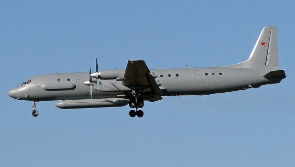 Самолет Ил-20М, архивное фото
