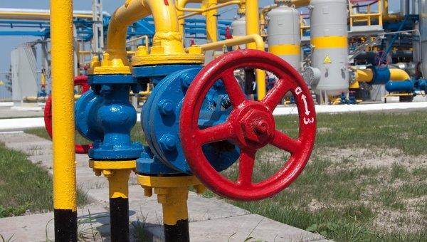 Дожимная компрессорная станции в Харьковской области, Украина, архивное фото