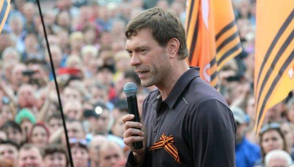 Олег Царев, архивное фото
