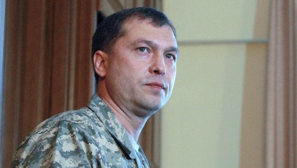 Народный губернатор Луганской области Валерий Болотов