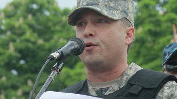 Народный губернатор Луганской области Валерий Болотов, архивное фото
