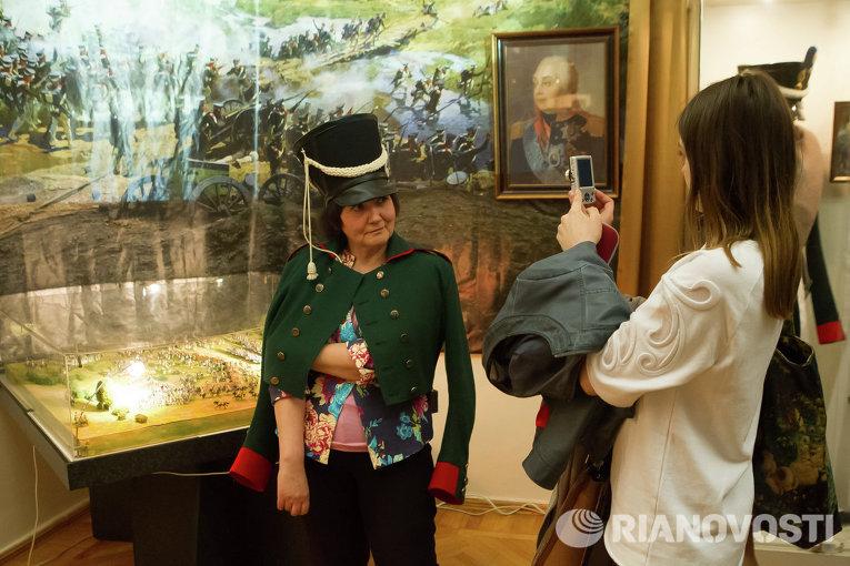 Акция Ночь в музее в Томском областном краеведческом музее
