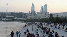 На набережной Баку. Архивное фото