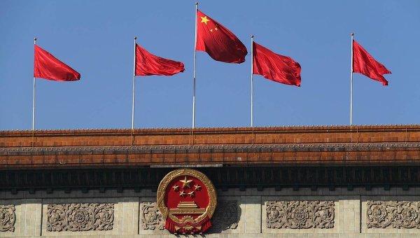 Дом Народных собраний Китая. Архивное фото