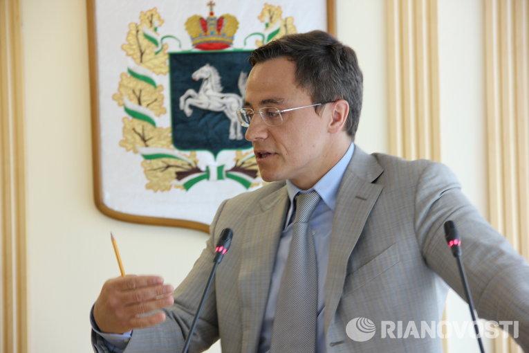 Замдиректора ИП Егорушкина И.В., бывший замгубернатора Томской области Владимир Самокиш