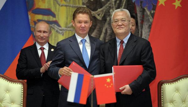 Церемония подписания совместных документов в Шанхае, Архивное фото