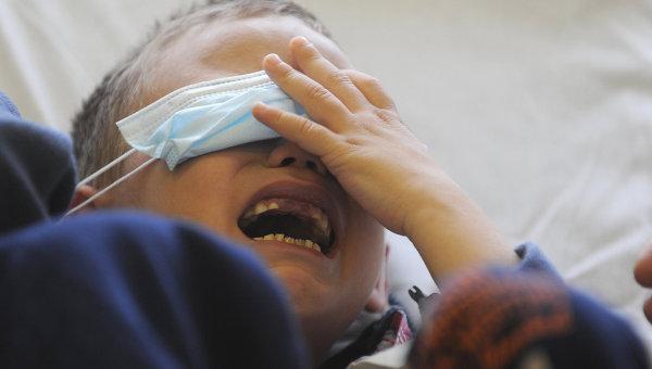 Ожог роговицы глаз может вызвать серьезные последствия