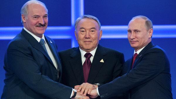 Рабочий визит В.Путина в Астану для участия в заседании ВЕЭС