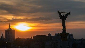 Площадь Независимости в Киеве. Архивное фото