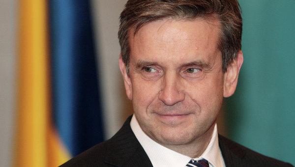 Посол России на Украине Михаил Зурабов. Архивное фото