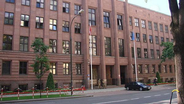 Министерство иностранных дел Польши. Архивное фото.