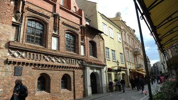 Города мира. Вильнюс, Архивное фото