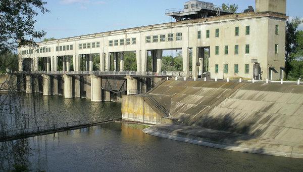 Канал Северский Донец — Донбасс. Архивное фото