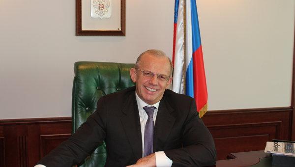 Генеральный директор НПО Высокоточные комплексы Александр Денисов