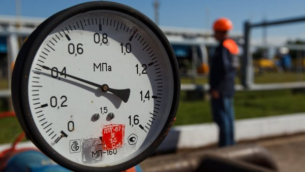 Газотранспортная система Украины. Архивное фото
