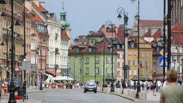 Варшава. Архивное фото.