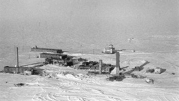 Научно-исследовательская станция Восток на Антарктиде