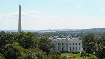 Белый дом США в Вашингтоне, архивное фото.