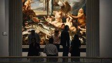 Открытие выставкиРубенс, Ван Дейк, Йорданс... Шедевры фламандской живописи из коллекций князя Лихтенштейнского