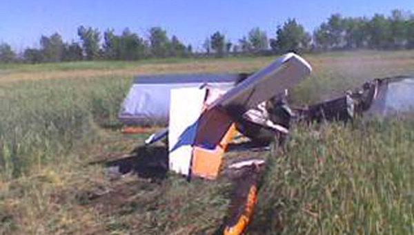 ВРостовской области упал самолет: есть пострадавшие