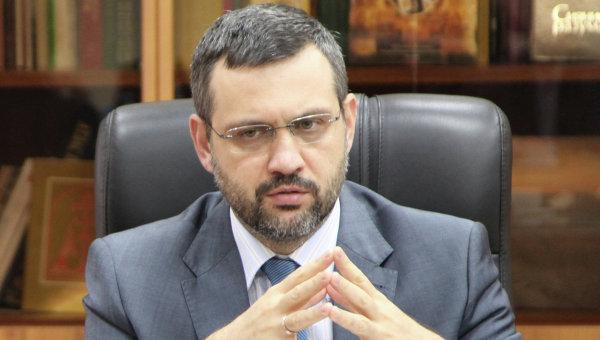 Владимир Легойда, председатель Синодального информационного  отдела Московского патриархата