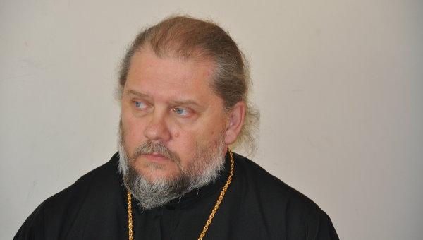 Протоиерей Андрей Лоргус, ректор Института христианской психологии