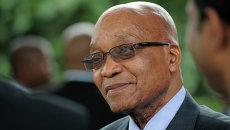 Президент ЮАР Джейкоб Зума. Архивное фото