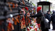 Акции памяти погибших в Одессе, архивное фото