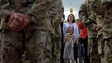 Военные украинской армии. Архивное фото