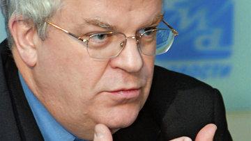 Заместитель министра иностранных дел РФ Владимир Чижов. Архивное фото